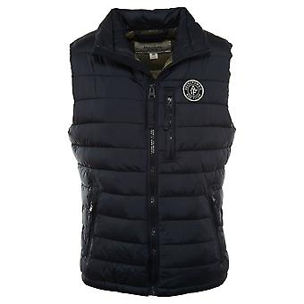 Abercrombie & Fitch collo Zip gilet stile Mens: 132-327-0246