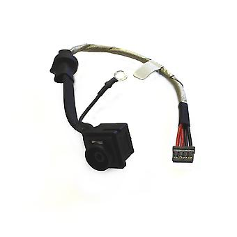 Sony Vaio VPCF132FXB Replacement Laptop DC Jack Socket With Cable