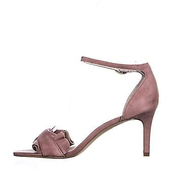 Alfani Womens Grayyl Leather Open Toe Special Occasion Ankle Strap Sandals
