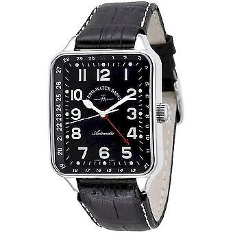 Zeno-watch mens watch SQ pilot pointer date 131Z-a1