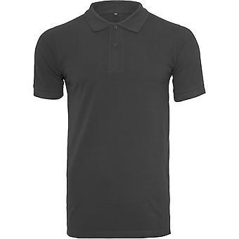 Cotton Addict Mens Piqué Cotton Short Sleeve Polo Shirt