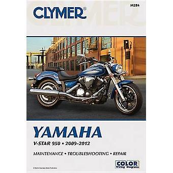 Yamaha V-Star 950 2009-2012 by Ron Wright - Penton - 9781599695440 Bo