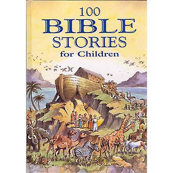 100 Bible Stories for Children by Jackie Andrews - 9781841351056 Book