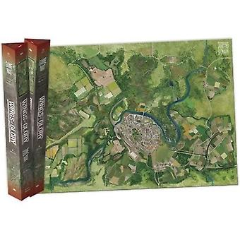 Rozszerzenie Wings of Glory City Game mat