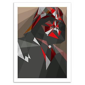 Art-Poster-Dark Lord-Liam Brazier 50 x 70 cm