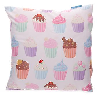 Lauren Billingham Cute Cupcakes Cushion Cover (Cover Only)