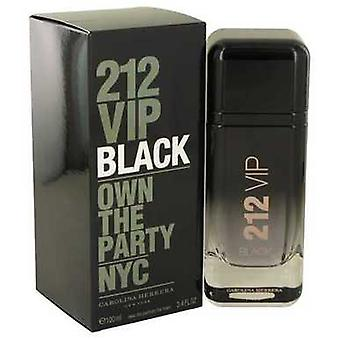 212 VIP Black by Carolina Herrera Eau de Parfum Spray 3,4 oz (mænd) V728-539391