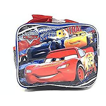 Torba na lunch-Disney-samochód Speed Central Kit Case Nowość 004828