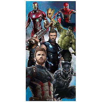 Marvel Avengers Infinity handdoek