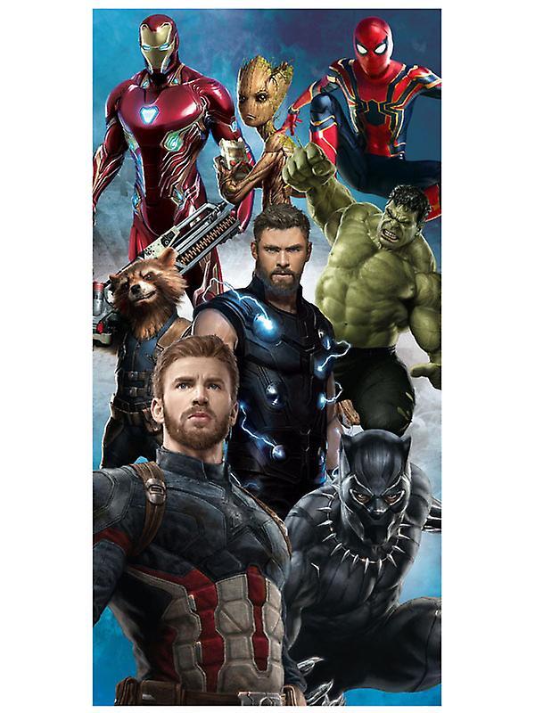 Marvel Avengers Infinity Towel