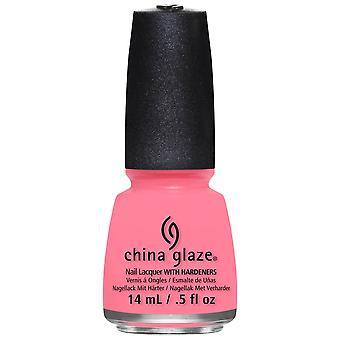 China Glasur Nagellack - Blütenblatt zum Metall 14ml (81758)