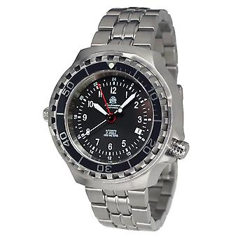 Tauchmeister T0312m Automatic dive watch 46 mm