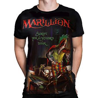 Born2rock - marillion - script for a jester's tear