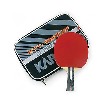 Karakal KTT-1000 Carbon Fibre Series 2.2mm  Pro Tournament Table Tennis Bat