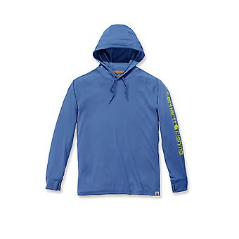 Carhartt Men's Hoodie Force Fishing Graphic