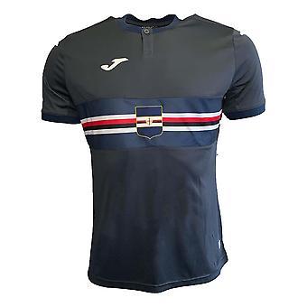 2019-2020 Sampdoria Joma Third Football Shirt