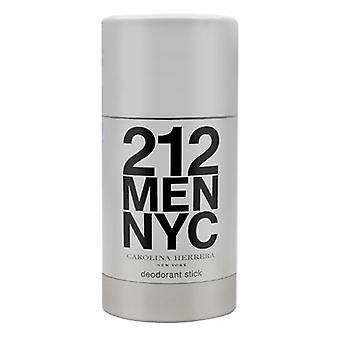Carolina Herrera 212 Mannen NYC Deostick 75ml