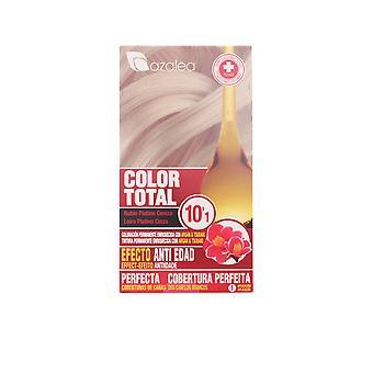 Azalea färg totala #10,1-rubio Platino Ceniza för kvinnor