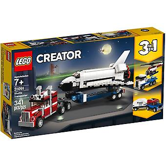 LEGO 31091 Spaceshuttle transport