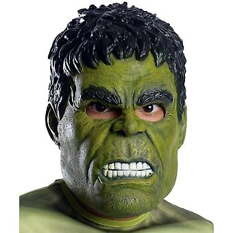 Hulk 3/4 Mask For Children