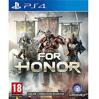 Para Honor-PS4