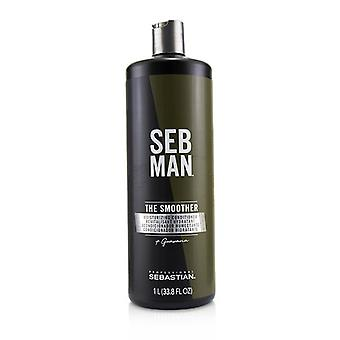Sebastian Seb Man The Smoother (Acondicionador hidratante) - 1000ml/33.8oz