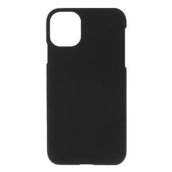 IPhone 11 Pro Classic rubberen shell-zwart