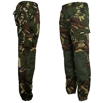 Standsafe WK021 Camouflage Utility Joggers with Cargo Pockets