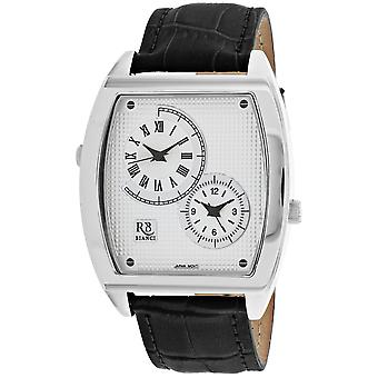 Roberto Bianci Men's Benzo Silver Dial Watch - RB0740