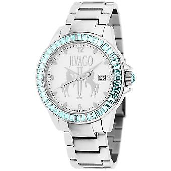 Jivago Women's Folie White Dial Watch - JV4219