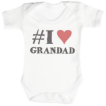 #I爱我的爷爷婴儿体衣 / 婴儿成长
