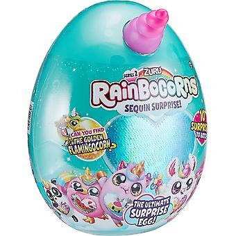 Rainbocorns serie 2 den ultimata sequin överraskning-en levereras på måfå