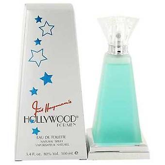 Hollywood door Fred V728 Eau de Toilette Spray 3,4 oz (mannen)-414009