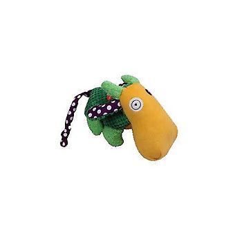 "Petlou Cute Friends Cow 10""- Dog Toy"