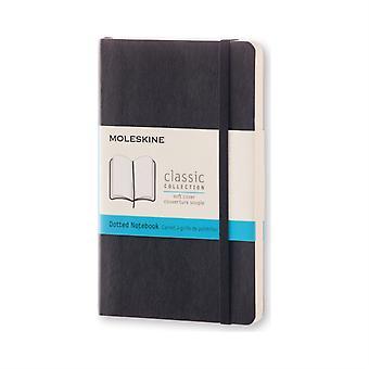 Moleskine Pocket Dotted Notebook Soft by Moleskine