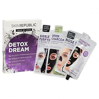 Skin republic detox dream gift set