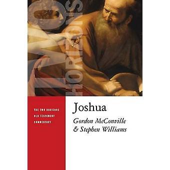 Joshua by Gordon McConville - S. Williams - 9780802827029 Book