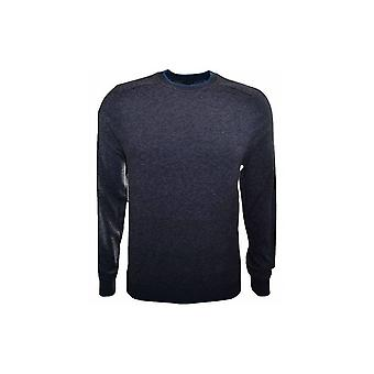 Ted Baker Men's Charcoal Neapol Jumper