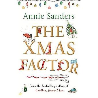 Annie Sandersin joulukerroin