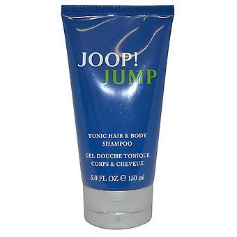 Joop Jump Tonic cabelo e shampoo corpo 150ml