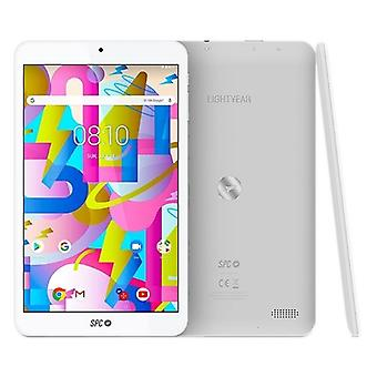 Tablet SPC 9744332B 8&; Quad Core 3 GB RAM 32 GB Biały