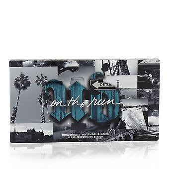 On The Run Eyeshadow Palette (8x Eyeshadow) - # Detour 8x0.8g/0.02oz