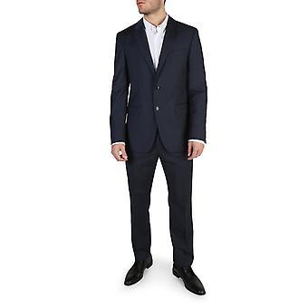 Tommy hilfiger men's suit blue tt878a4853