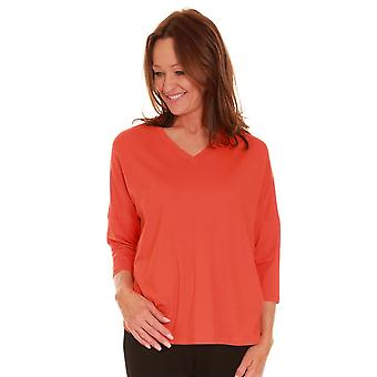 MASAI CLOTHING Masai Orange Top Daleca 1000366