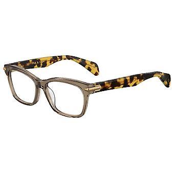 Rag & Bone RNB3004 ACI Grey Black Spotted Glasses