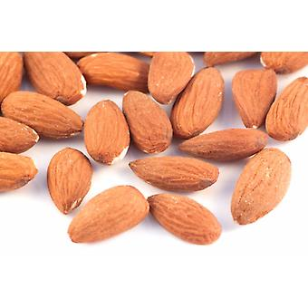 Organic Almonds Whole Unblanched -( 11lb )