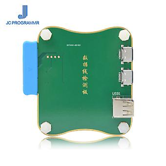 JC MFI Identification Tester For iPhone Lightning Cable