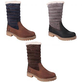 كوتسوولد النسائي/السيدات تموج الرمز البريدي حتى الأحذية