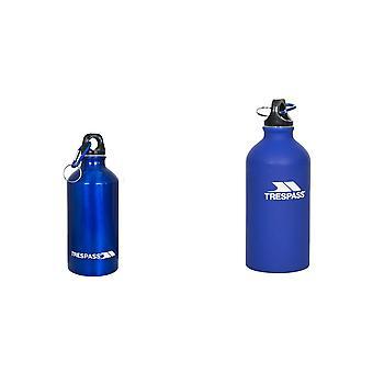 Traspaso trago deportes botellas con mosquetón (0.5 litros)