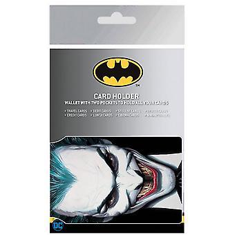 DC Comics Unisex Adults Joker Ross Card Holder